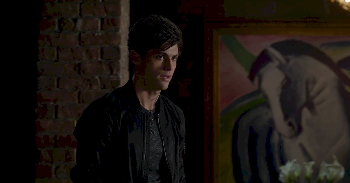 Shadowhunters - The Journey Of Malec Through Season One Is A Total Roller Coaster! - 1034