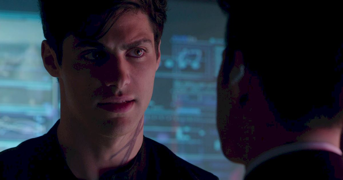 Shadowhunters - The Journey Of Malec Through Season One Is A Total Roller Coaster! - 1039