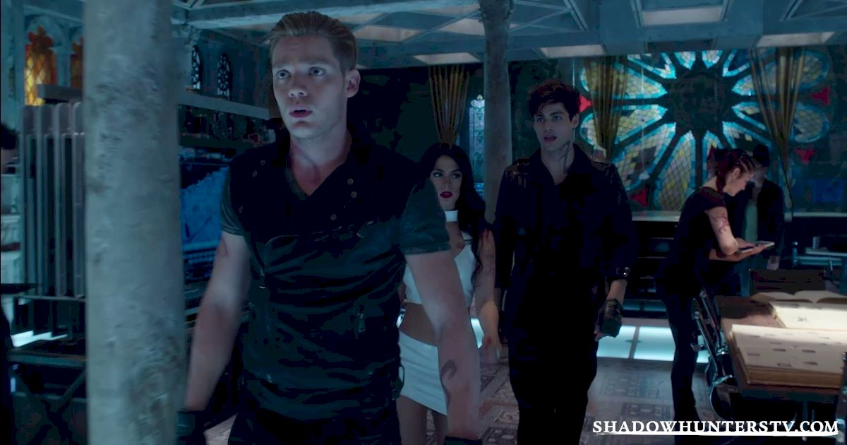 Shadowhunters - Episode One: What You Might Have Missed  - 1010