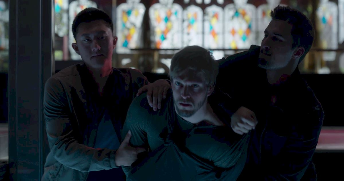 Shadowhunters - 12 Shadowhunters Moments That Got Out Of Hand Real Fast! - 1026