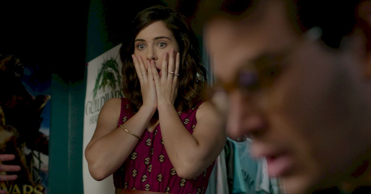 Shadowhunters - 12 Shadowhunters Moments That Got Out Of Hand Real Fast! - 1006