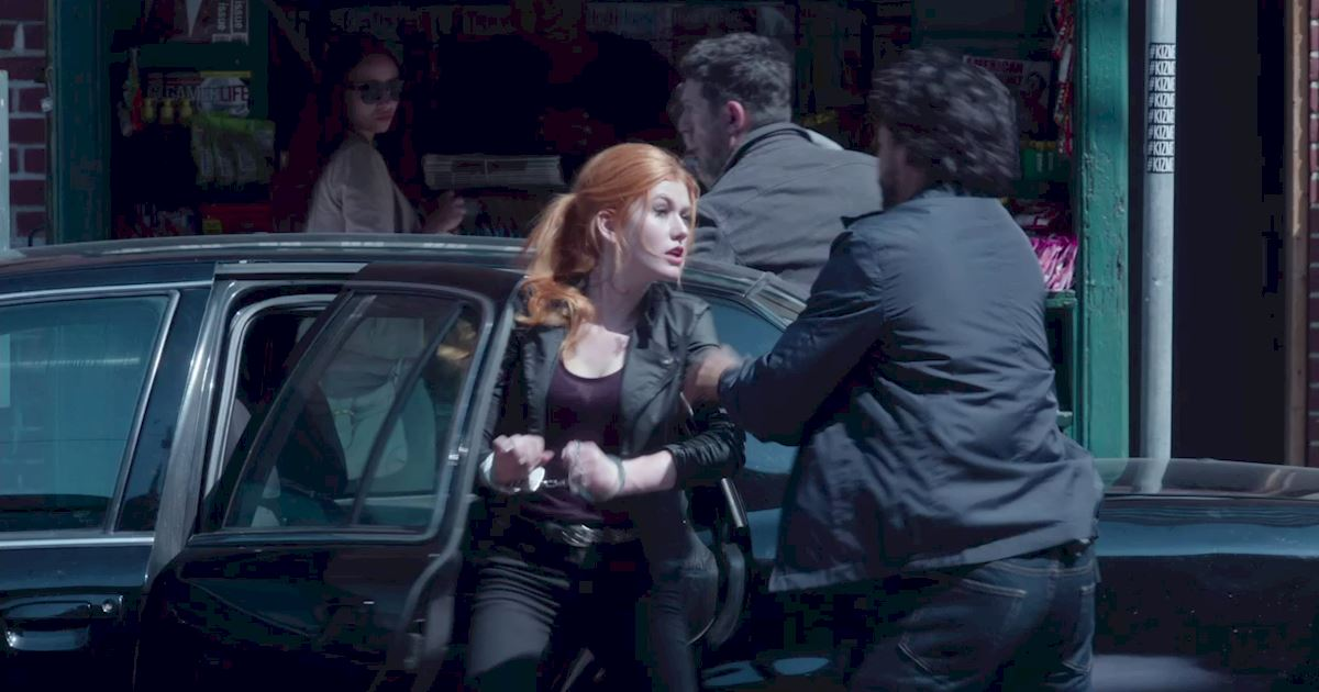 Shadowhunters - 12 Shadowhunters Moments That Got Out Of Hand Real Fast! - 1008