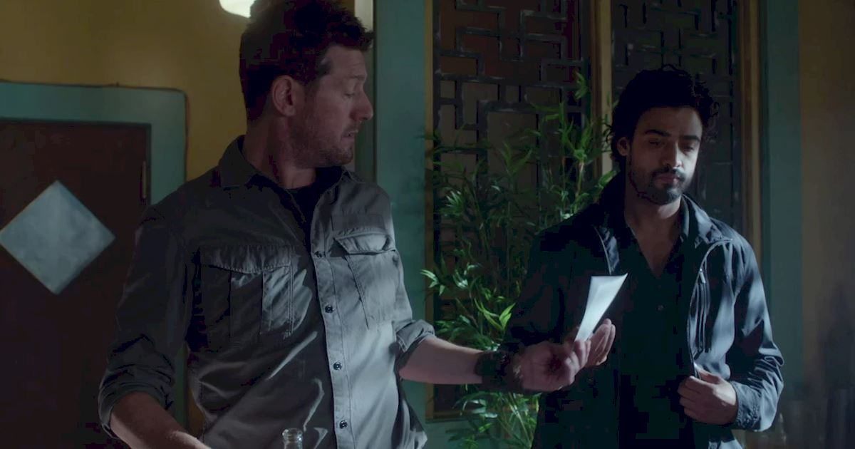 Shadowhunters - 12 Shadowhunters Moments That Got Out Of Hand Real Fast! - 1007