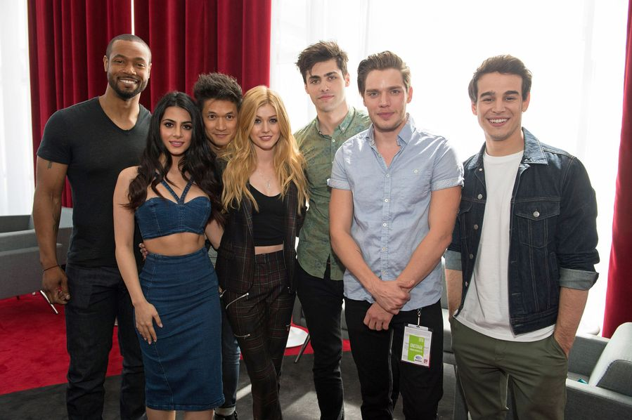 Shadowhunters - Stop What You're Doing And Go Vote For Shadowhunters In The Teen Choice Awards! - 1011