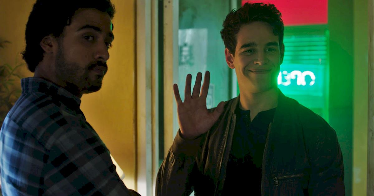 Shadowhunters - 15 Times Luke And Simon Had The Most Beautiful And Pure Bromance! - 1008