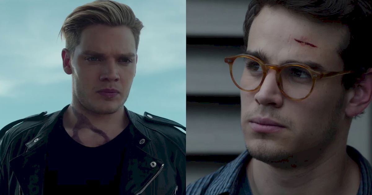 Shadowhunters - Feud Or Friendship? 15 Moments That Defined Jace And Simon's Relationship This Season - 1004