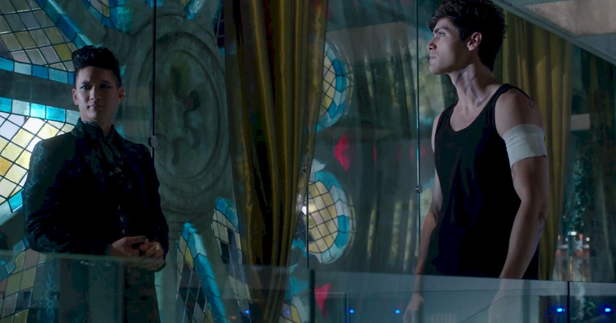 Shadowhunters - You Know Magnus Bane Is Angry When... - 1006