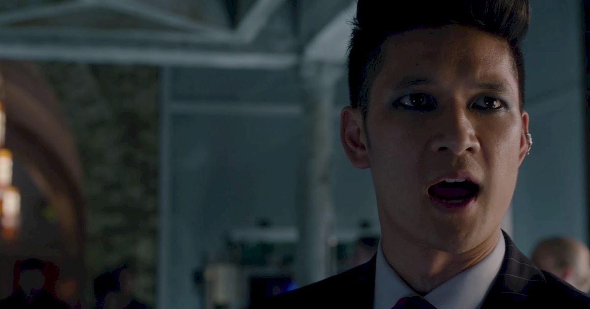 Shadowhunters - You Know Magnus Bane Is Angry When... - 1012