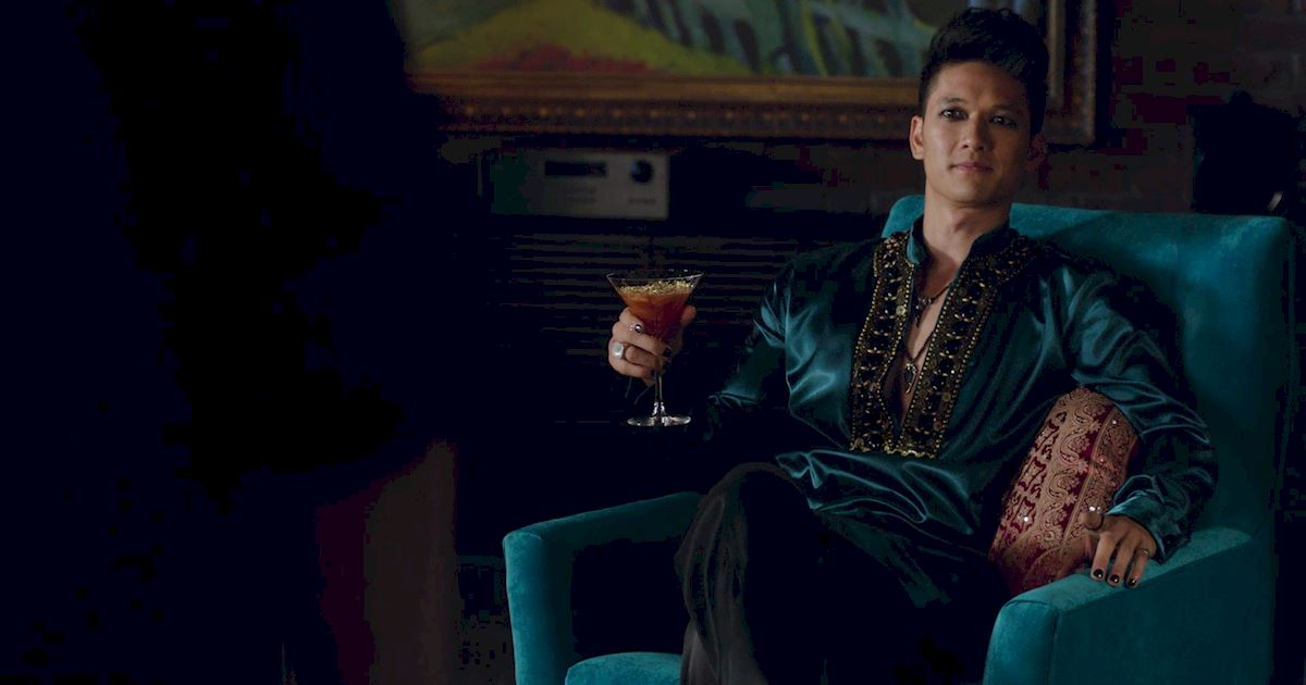 Shadowhunters - You Know Magnus Bane Is Angry When... - 1013