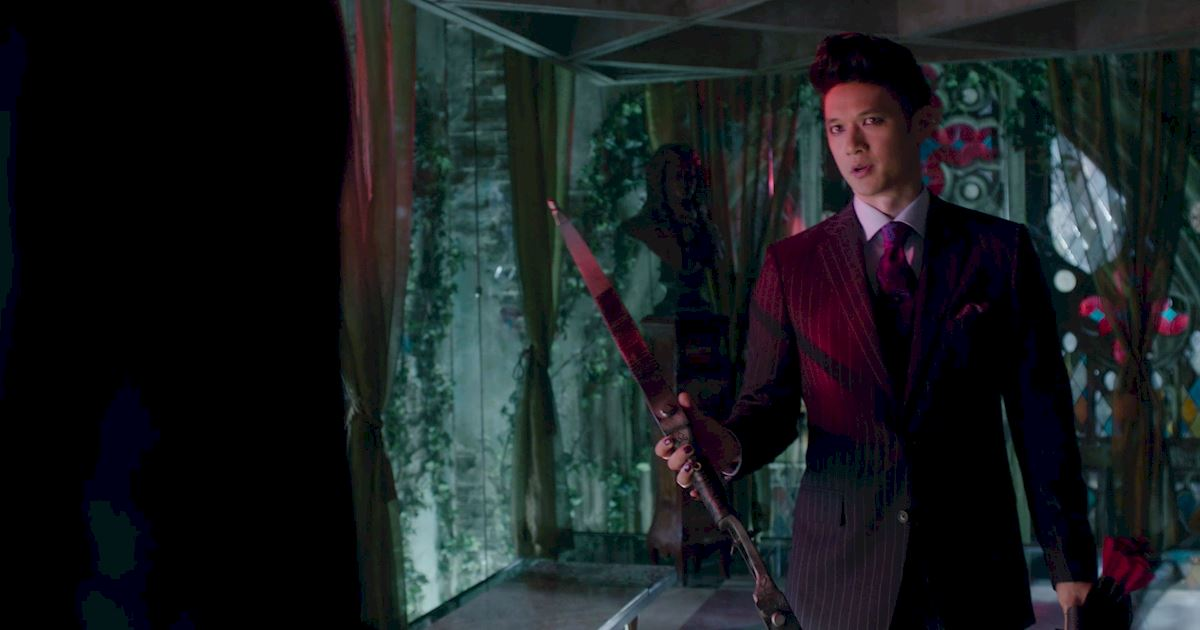 Shadowhunters - You Know Magnus Bane Is Angry When... - 1016