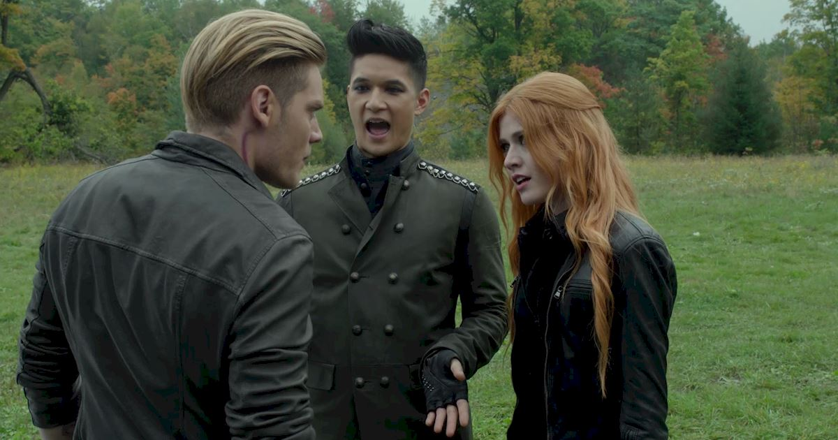 Shadowhunters - You Know Magnus Bane Is Angry When... - 1018