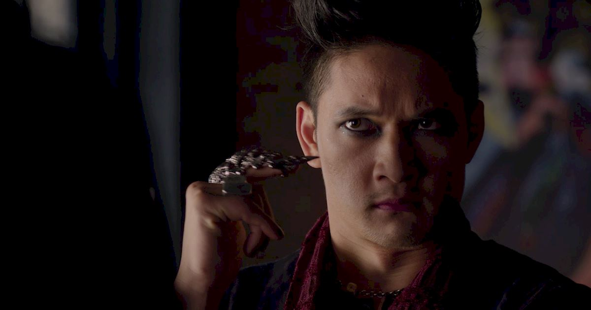 Shadowhunters - You Know Magnus Bane Is Angry When... - 1022