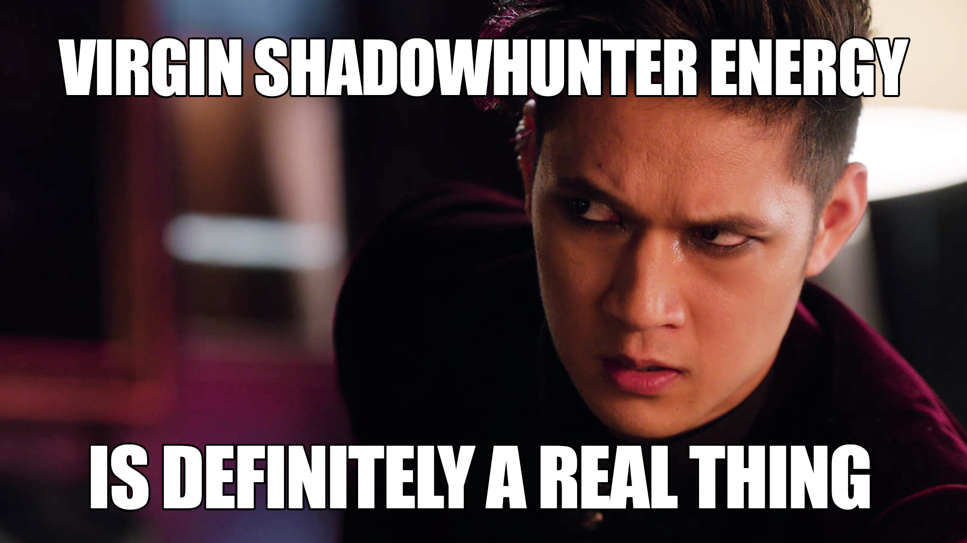 Shadowhunters - CHALLENGE TIME: We Want You To Meme Magnus Like He's Never Been Memed Before! - 1005