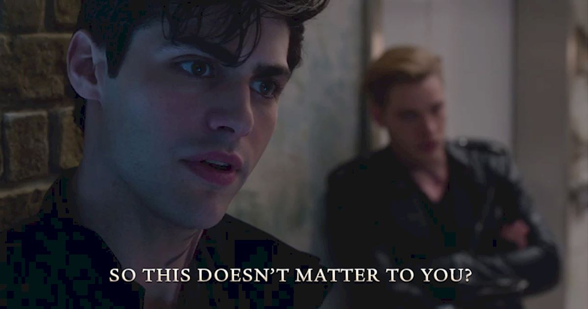 Shadowhunters - 23 Moments That Defined Clalec's Unusual Friendship - 1005