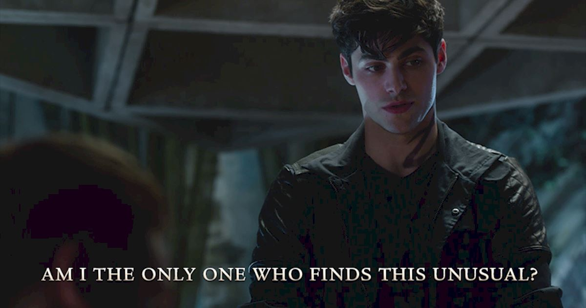Shadowhunters - 23 Moments That Defined Clalec's Unusual Friendship - 1001