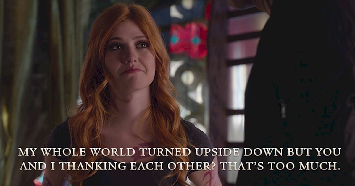 Shadowhunters - 23 Moments That Defined Clalec's Unusual Friendship - 1028