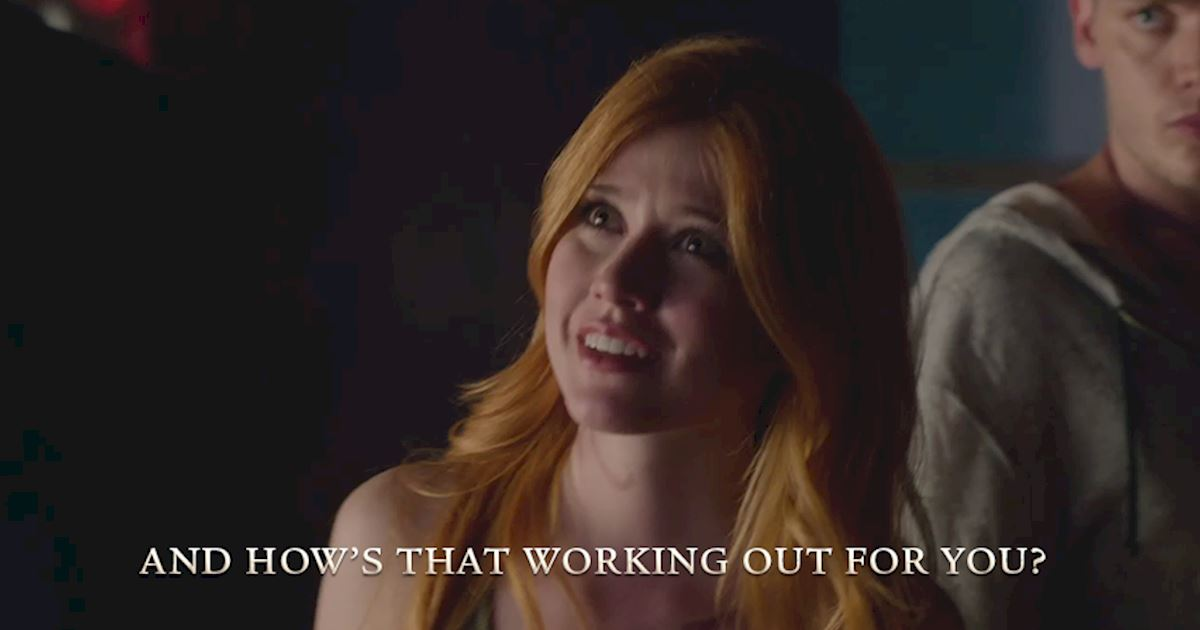 Shadowhunters - 23 Moments That Defined Clalec's Unusual Friendship - 1013