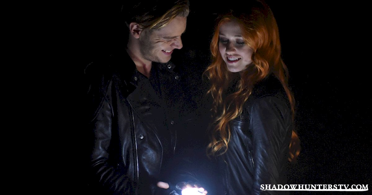 Shadowhunters - Caption This: Katherine and Dom Finding The Light! - 1001