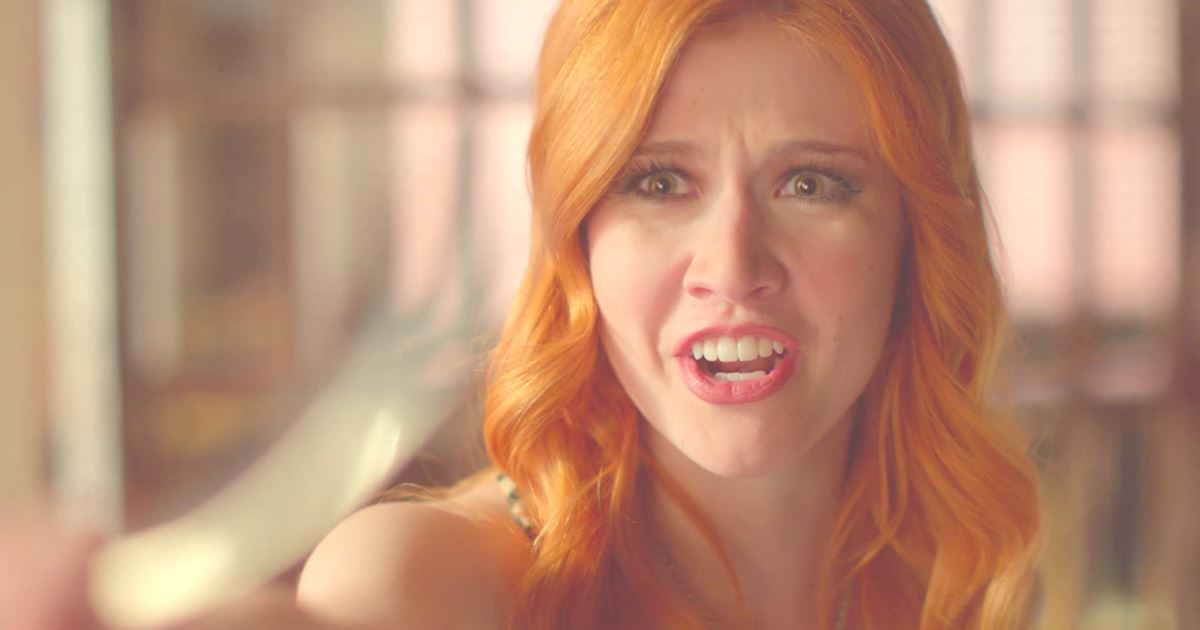 Shadowhunters - The Best Dirty Looks Of Season One: Part 2 - 1004