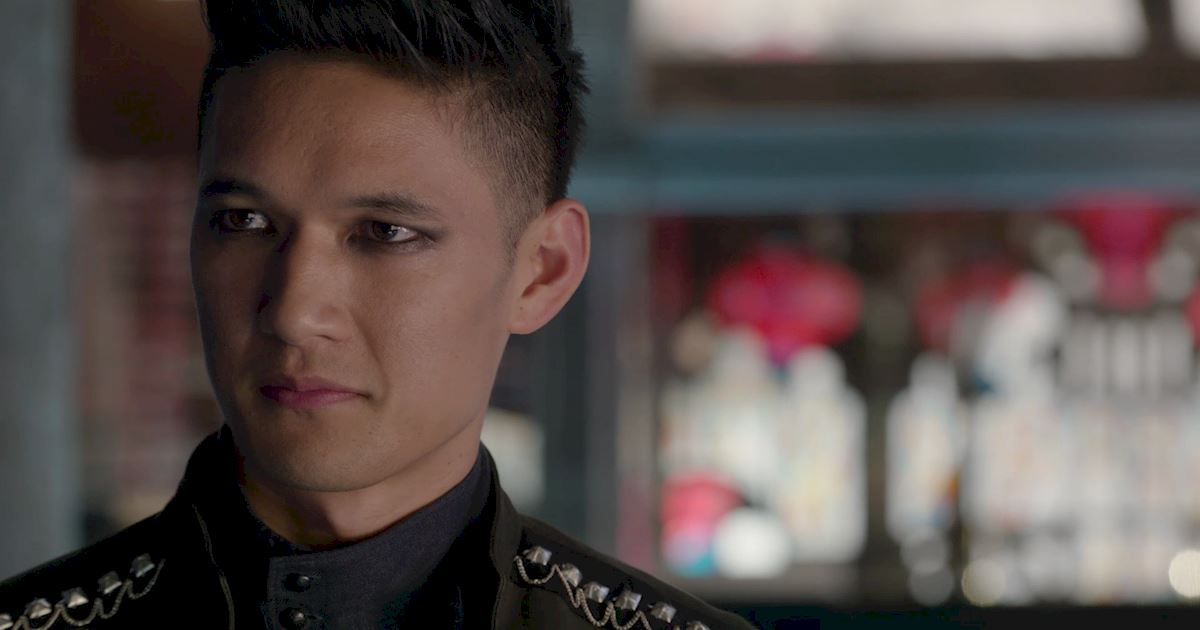Shadowhunters - The Best Dirty Looks Of Season One: Part 2 - 1019