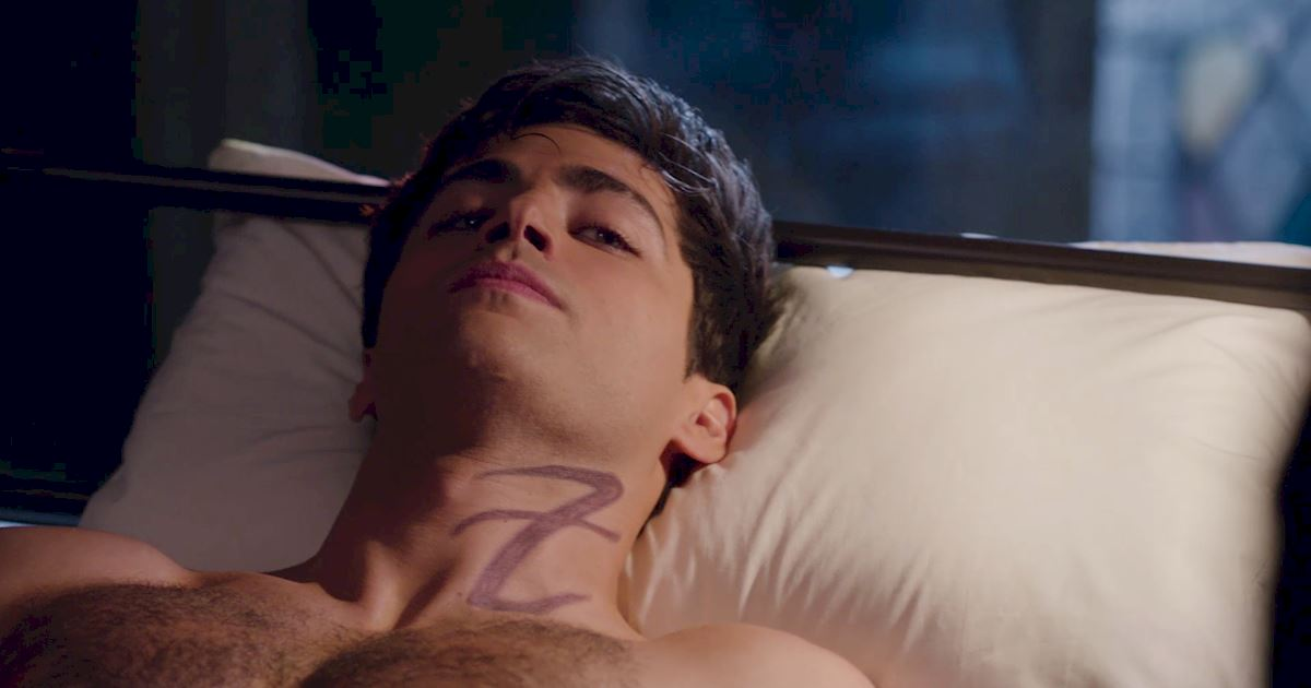 Shadowhunters - The Best Dirty Looks Of Season One: Part 2 - 1009