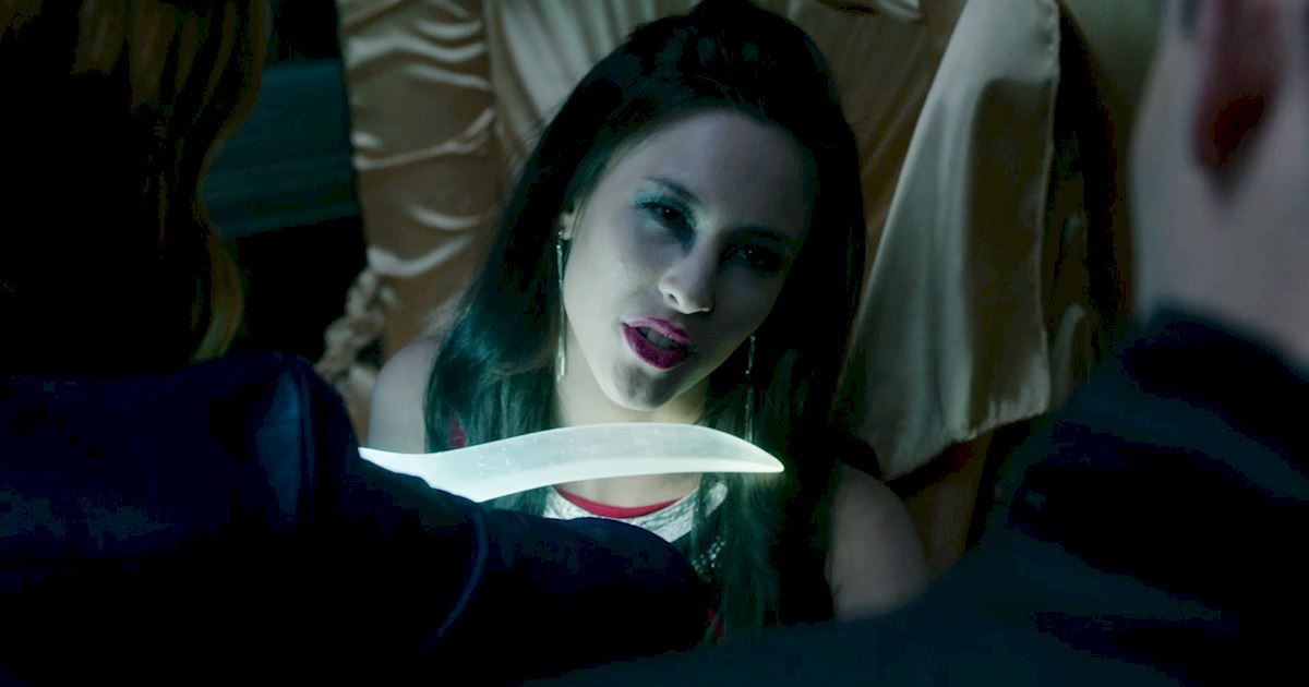 Shadowhunters - The Best Dirty Looks Of Season One: Part 2 - 1022