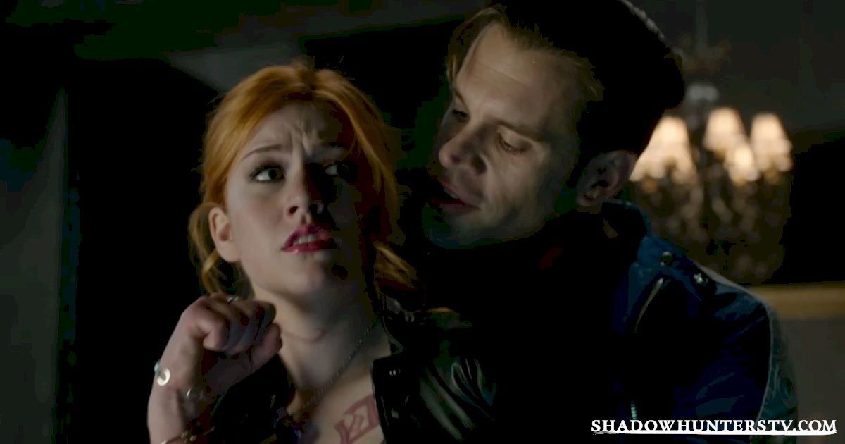 "Shadowhunters - Episode 103: ""Dead Man's Party"" Official Recap - 1022"