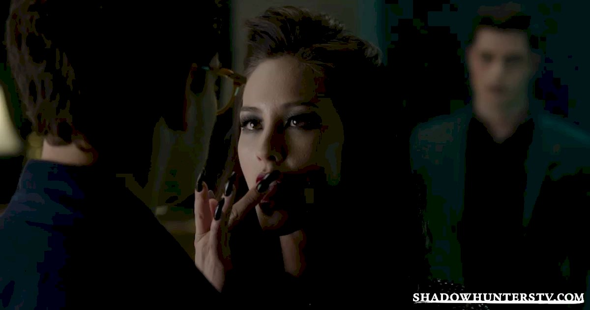 "Shadowhunters - Episode 103: ""Dead Man's Party"" Official Recap - 1008"