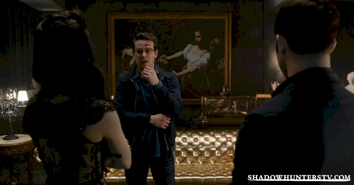Shadowhunters - 18 Awesome Moments You Might Have Missed From Episode Three! - 1010