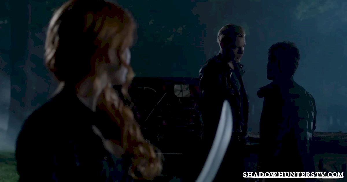 Shadowhunters - 18 Awesome Moments You Might Have Missed From Episode Three! - 1009