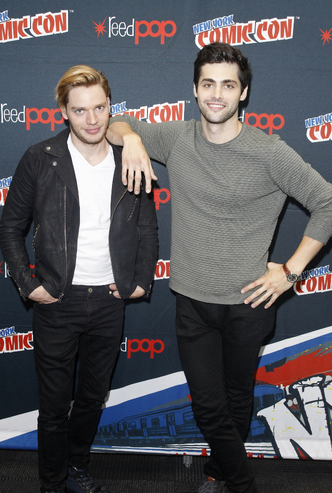 Shadowhunters - The Shadowhunters Stars Were At NYCC And We've Got The Photos To Prove It! - 1007