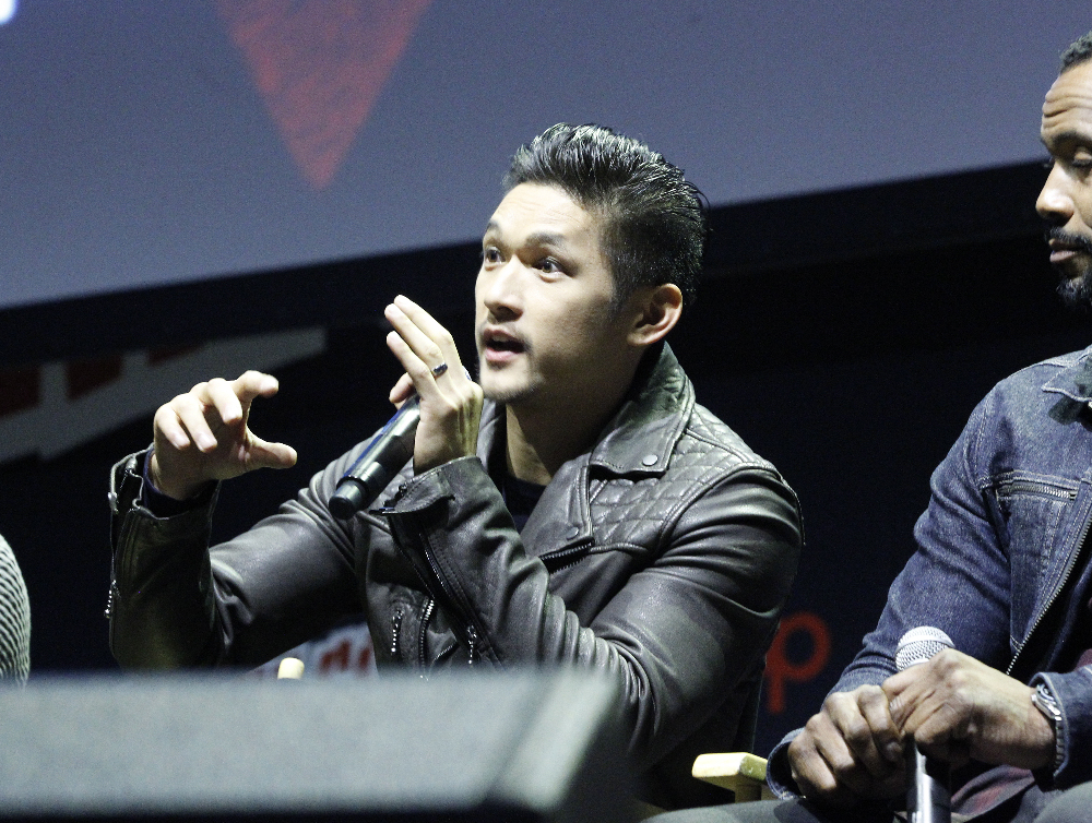 Shadowhunters - The Shadowhunters Stars Were At NYCC And We've Got The Photos To Prove It! - 1019