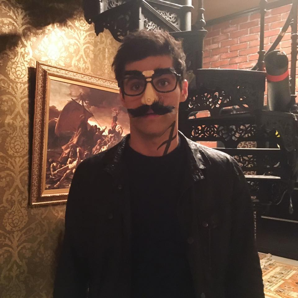 Shadowhunters - Here Are 8 Amazing Shadowhunters Cast Photos To Get You Buzzed For Halloween! - 1005