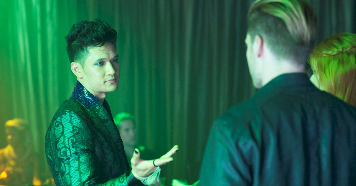 Shadowhunters - [PHOTOS] Amazing Photos from Episode Four's Downworlder Rave! - 1010