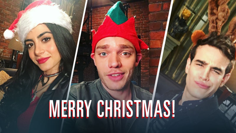 Shadowhunters - Which Member Of The Shadowhunters Cast Should You Spend The Holidays With? - Thumb