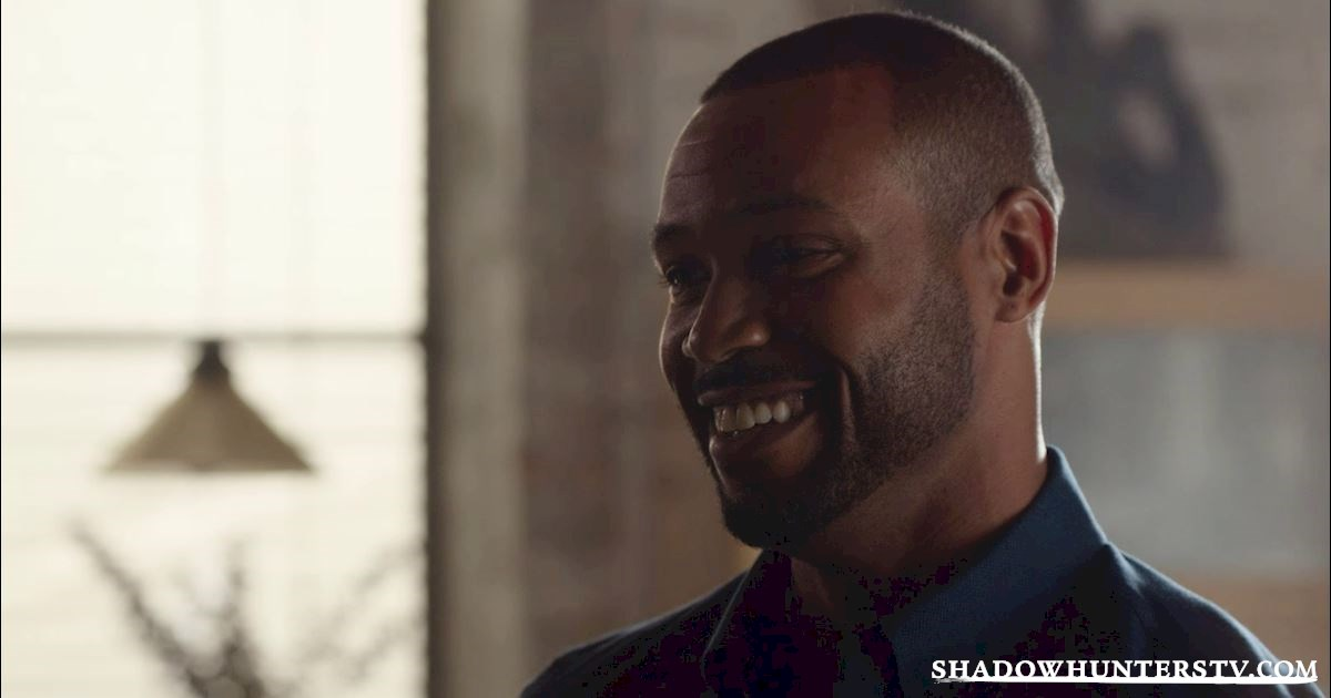 Shadowhunters - Sending A Huge Happy Birthday To Isaiah Mustafa! - 1005