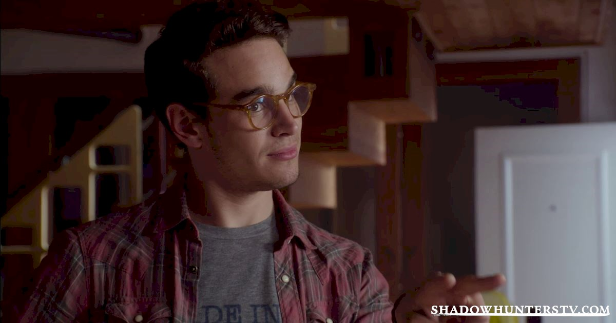 Shadowhunters - Happy Birthday To Everybody's Favorite Mundie Alberto Rosende! - 1001