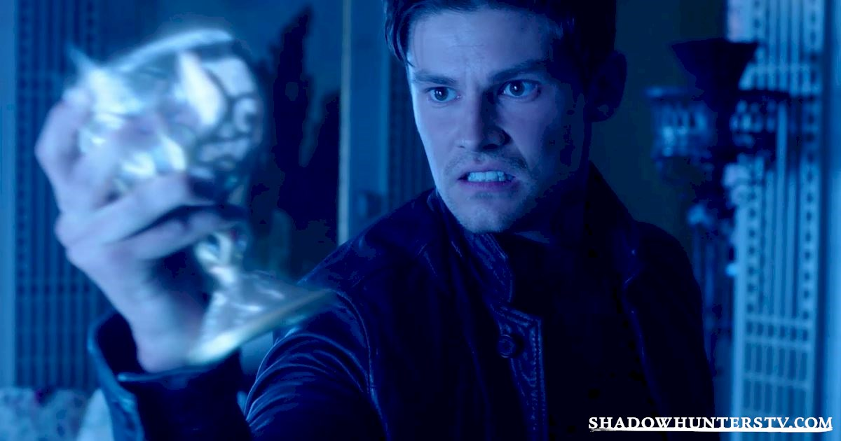 """Shadowhunters - Episode 106: """"Of Men and Angels"""" Official Recap - 1014"""