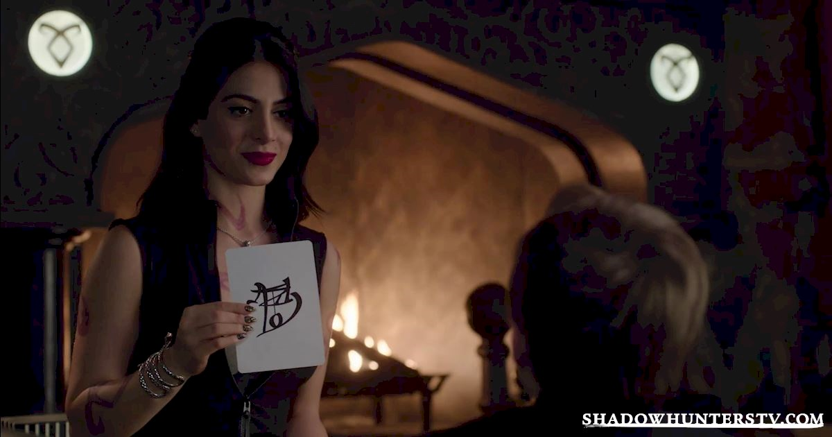 """Shadowhunters - Episode 106: """"Of Men and Angels"""" Official Recap - 1026"""