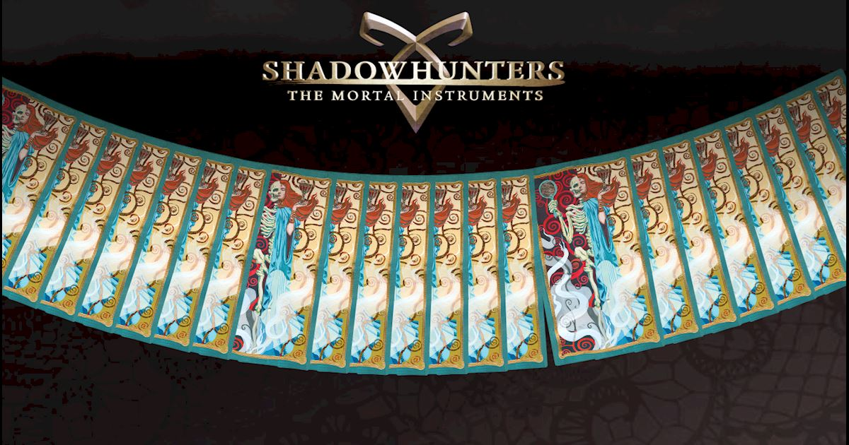 Shadowhunters - Have Your Cards Read With The Shadow Tarot!  - 1001