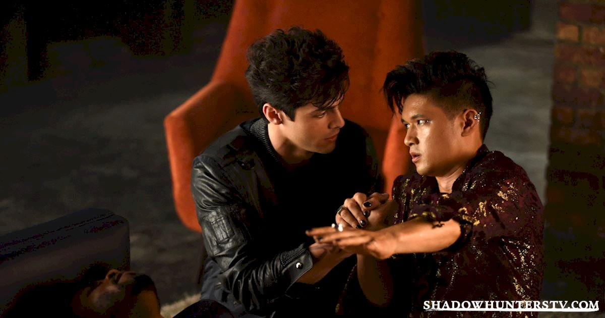 Shadowhunters - Shadowhunters: An Essential Guide To All Things Shadow World - 1017