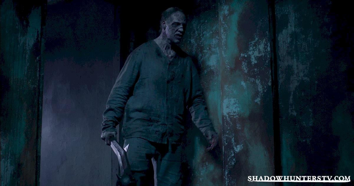 Shadowhunters - Bad Blood: Focusing On Forsaken! - 1003