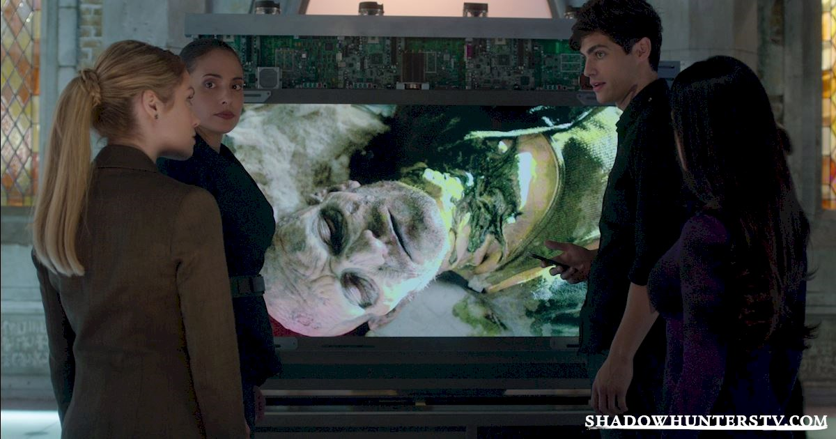 "Shadowhunters - Episode 108: ""Bad Blood"" Official Recap! - 1007"