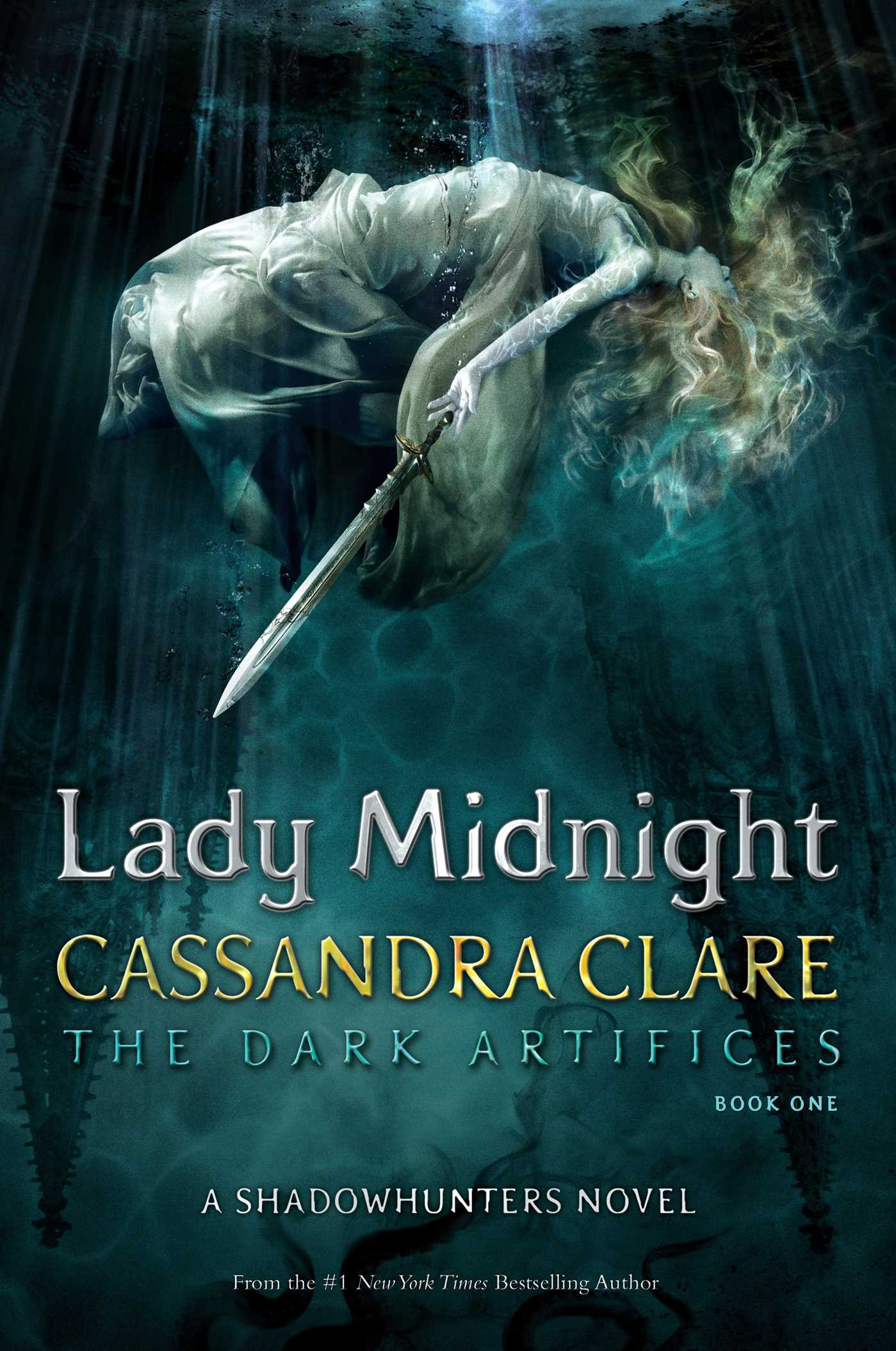 Shadowhunters - Lady Midnight Is Released In One Week! - 1003