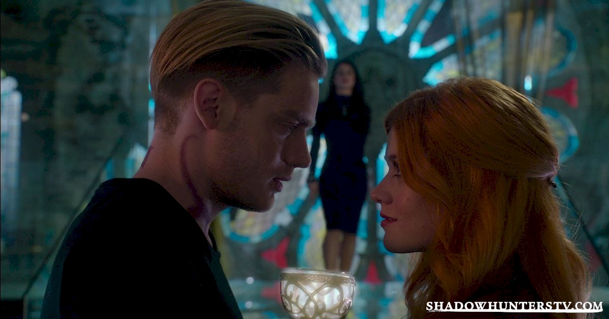 "Shadowhunters - Episode 108: ""Bad Blood"" Official Recap! - 1001"
