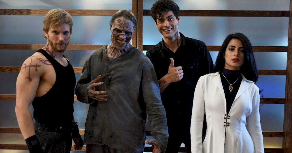 Shadowhunters - [PHOTOS] Incredible Photos From Episode Eight Of Shadowhunters! - 1028