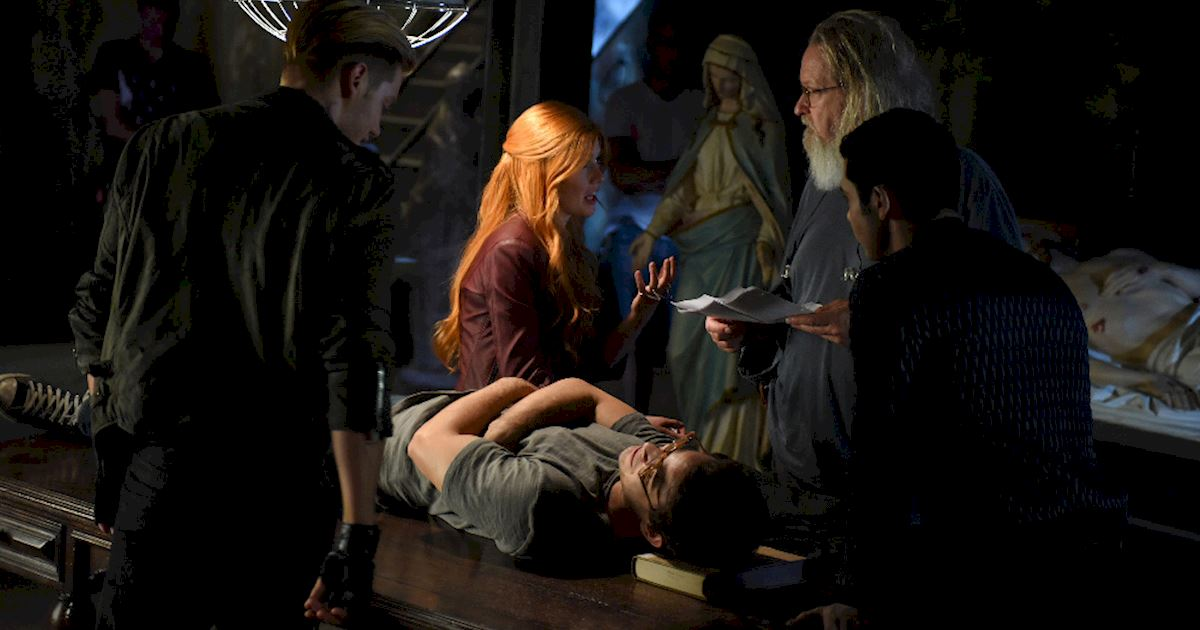 Shadowhunters - [PHOTOS] Incredible Photos From Episode Eight Of Shadowhunters! - 1003
