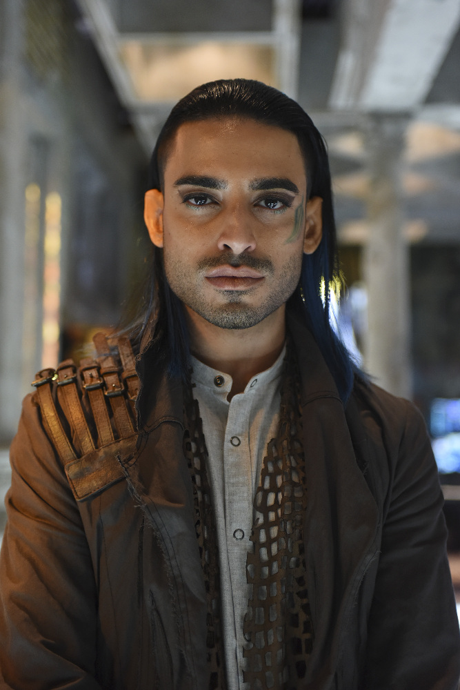 Shadowhunters - Spectacular Set Photos From Episode Nine Of Shadowhunters - 1005