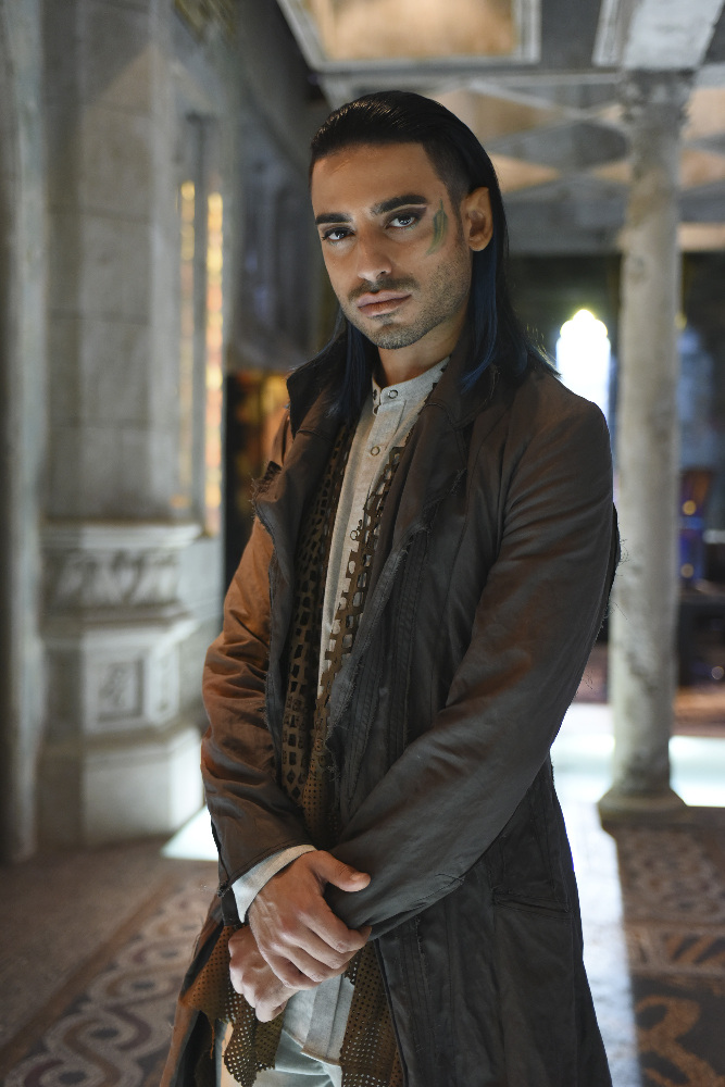 Shadowhunters - Spectacular Set Photos From Episode Nine Of Shadowhunters - 1004