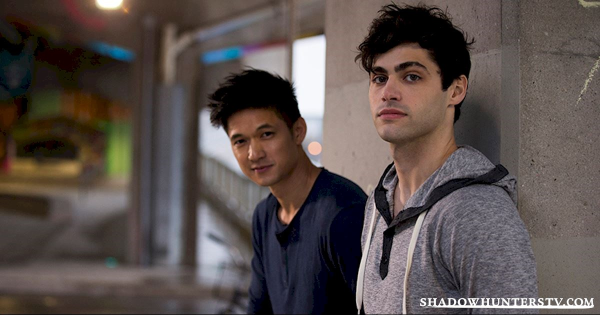 Shadowhunters - Even More Playing Outside With The Shadowhunters: Part 3! - 1003